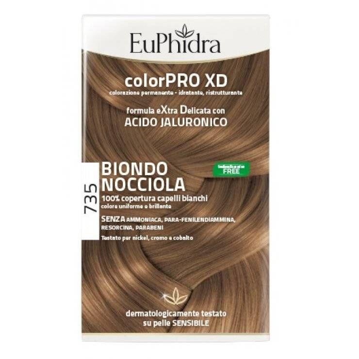 EUPHIDRA COLORPRO XD735 BIO NO