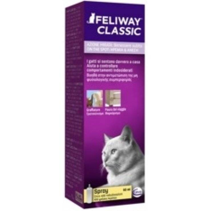 FELIWAY CLASSIC SPRAY 60ML