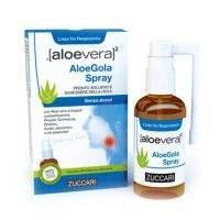 ALOEVERA2 ALOEGOLA SPRAY 30ML