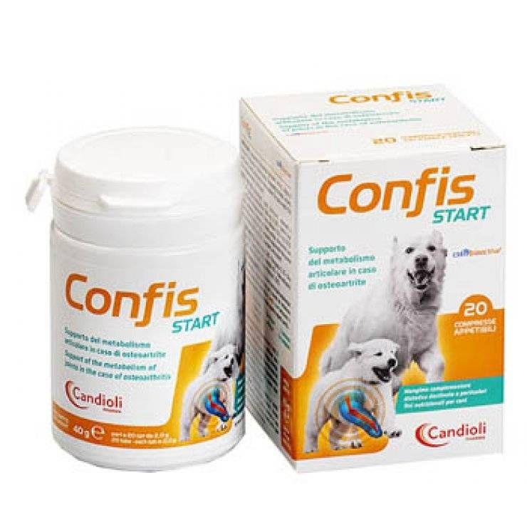 CONFIS START 20CPR