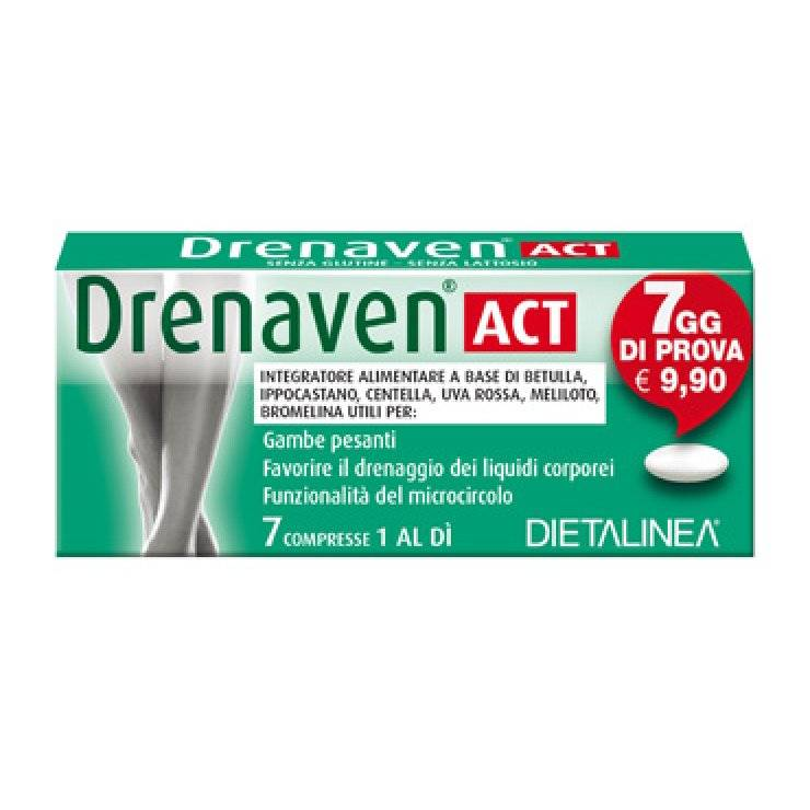 DRENAVEN ACT 7 DAYS 7CPR