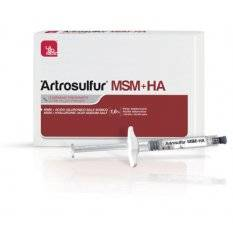 ARTROSULFUR MSM+HA 3SIR PRER