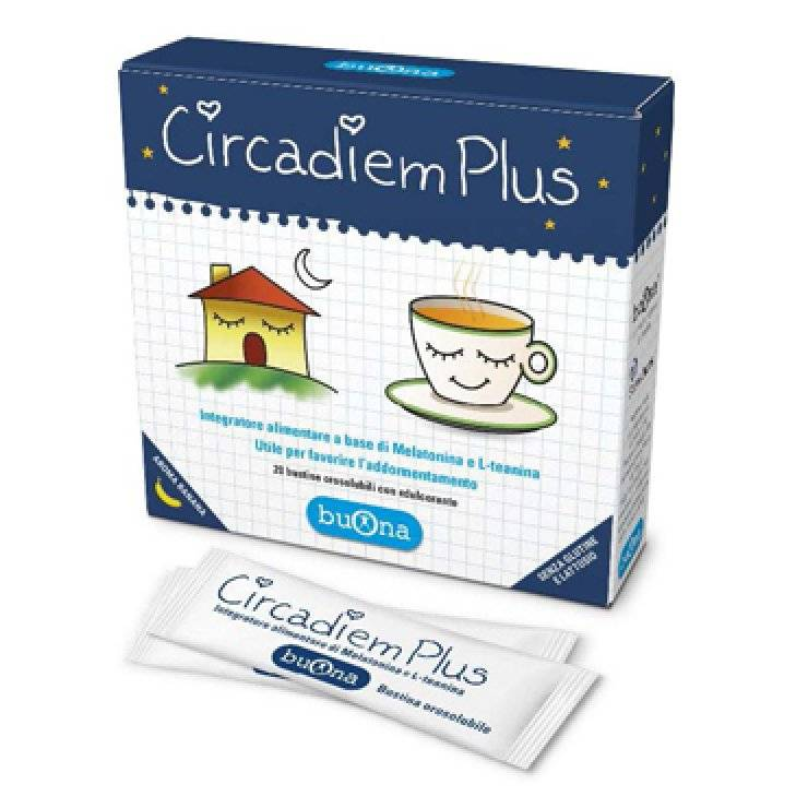 CIRCADIEM PLUS 20BUST