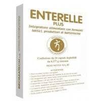 Enterelle Plus - Bromatech - 24 capsule - integratore di fermenti lattici