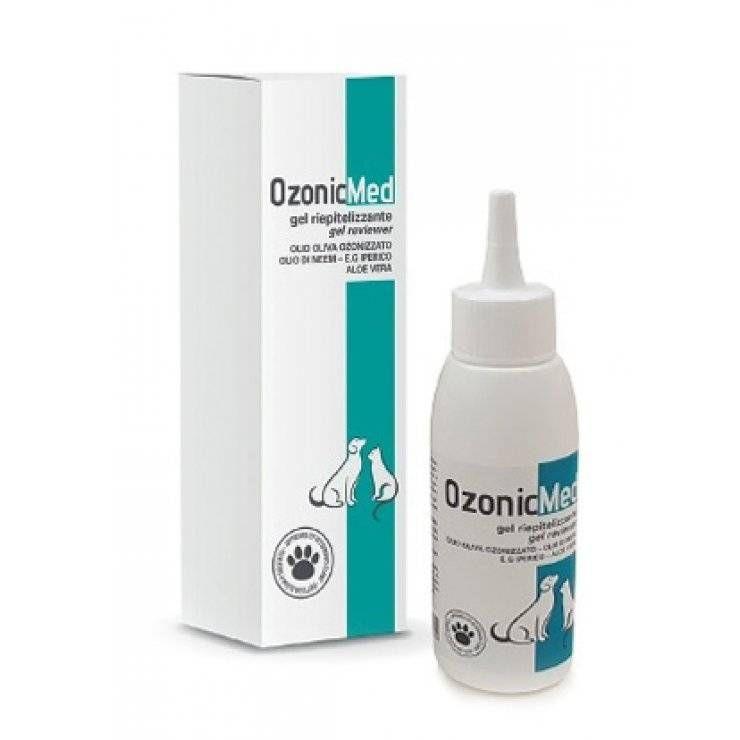 OZONICMED GEL RIEPITELIZ 100ML