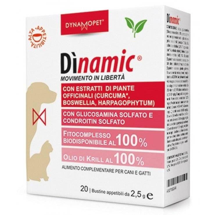 DINAMIC 20BUSTINE 2,5G