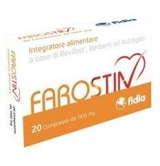 FAROSTIN 20CPR 1100MG