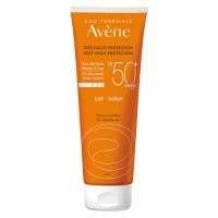 Avene Sol Latte Solare Spf50+ 250ml