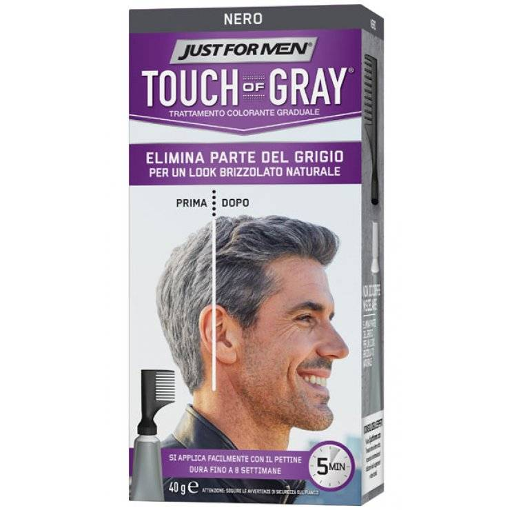 JUST FOR MEN TOUCH OF GRAY NE