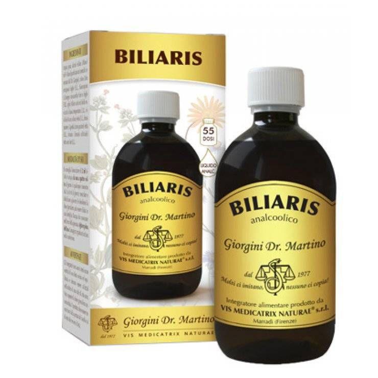 BILIARIS LIQUIDO ANALC 500ML