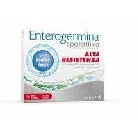 Enterogermina Sporattiva Alta Resistenza - Sanofi - 12 Bustine Orosolubili