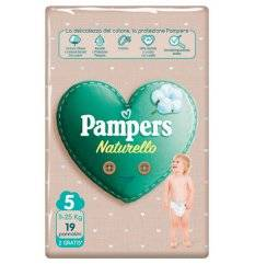 PAMPERS NATUR JUNIOR CP 17PZ+2