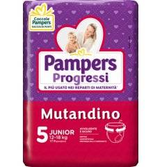 PAMPERS PROG MUT CP TG5 J 17