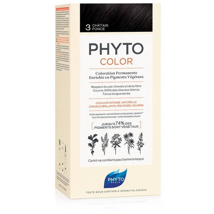 PHYTOCOLOR 3 CASTANO SCURO