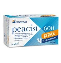 PEACIST 600 ATTACK 14BUST