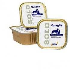 SOLO QUAGLIA CANI/GATTI 300G