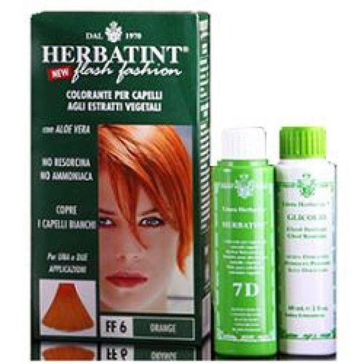 Herbatint Flash Orange 135ml