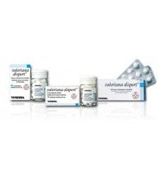VALERIANA DISPERT 20CPR 125MG