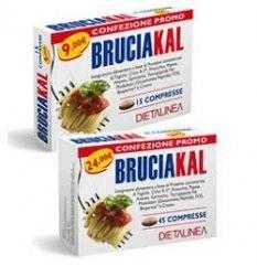 Bruciakal 45cpr Dietalinea