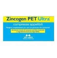 ZINCOGEN PET ULTRA 60CPR