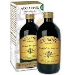 ACCIAIOVIS LIQ ANALCOL 500ML
