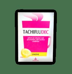 TACHIFLUDEC 10BUST LIMONE