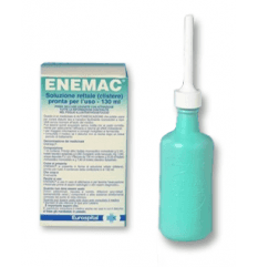 ENEMAC FL 130ML 16,1+6/100ML