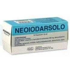 NEOIODARSOLO OS 10FL 15ML