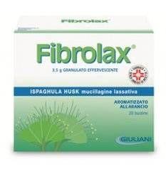 FIBROLAX ARAN 20BUST EFF 5,5G