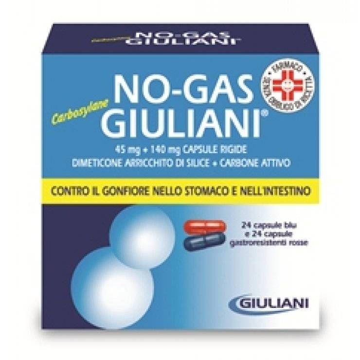 NOGAS GIULIANI CARBOSYL 48CPS