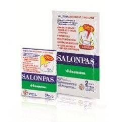 SALONPAS 10CER MEDIC 6,5x4,2CM