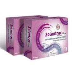 ZOLANTRAC 14CPS 20MG