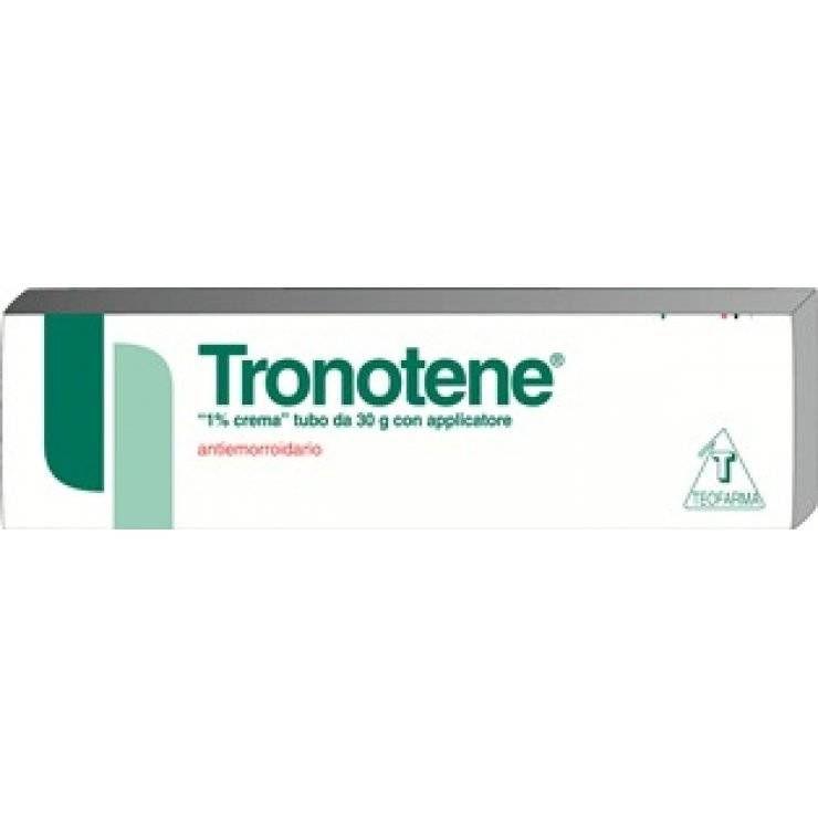 TRONOTENE POMATA 30G 1%
