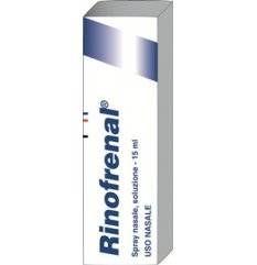 RINOFRENAL RINOL SOLUZ FL 15ML