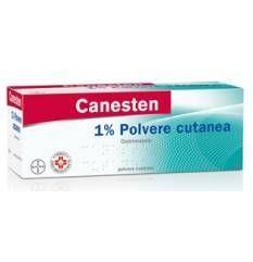 CANESTEN POLV CUT 1FL 30G 1%