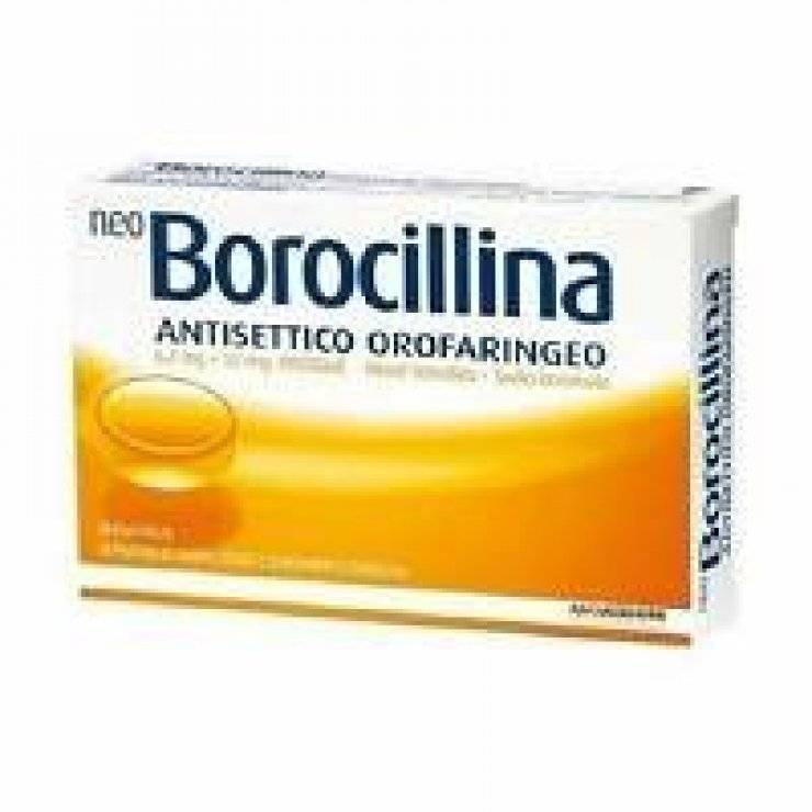 NEOBOROCILLINA ANT OR 20PAS AR