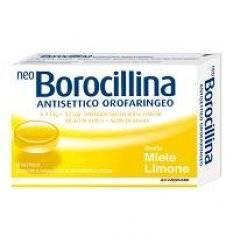 NEOBOROCILLINA ANT OR 20PAS MI