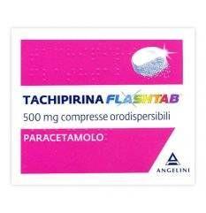 TACHIPIRINA FLASHTAB 16CPR 500