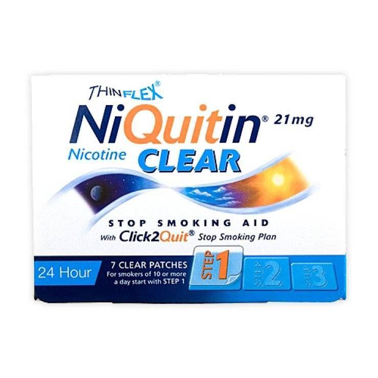 NIQUITIN 7CER TRANSD 21MG/24H