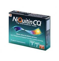NIQUITIN 7CER TRANSD 7MG/24H