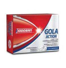 GOLA ACTION 20CPR OROS 3MG+1MG