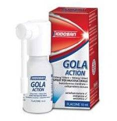GOLA ACTION SPRAY 0,15%+0,5%