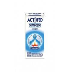 ACTIFED COMPOSTO SCIR 100ML