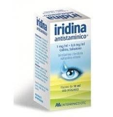 IRIDINA ANTISTAMIN COLL 10+8MG