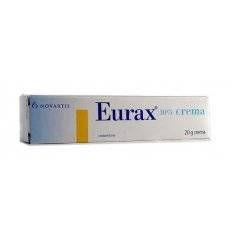 EURAX CREMA DERM 20G 10%