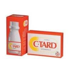 CTARD 60CPS 500MG RP