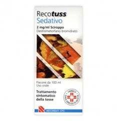 RECOTUSS SEDATIVO SCIR 100ML