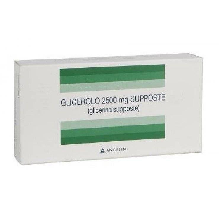GLICEROLO ACR AD 18SUPP 2250MG