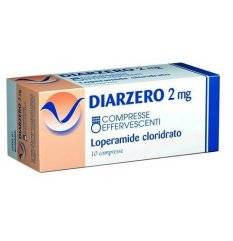 DIARZERO 10CPR EFF 2MG