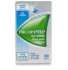 NICORETTE 30GOMME MAST 2MG MEN